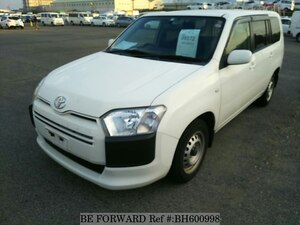 Used 2015 TOYOTA PROBOX BH600998 for Sale
