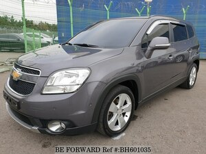Used 2014 CHEVROLET ORLANDO BH601035 for Sale