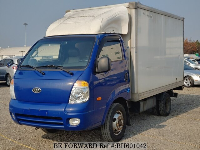 Used 2010 KIA BONGO BH601042 for Sale
