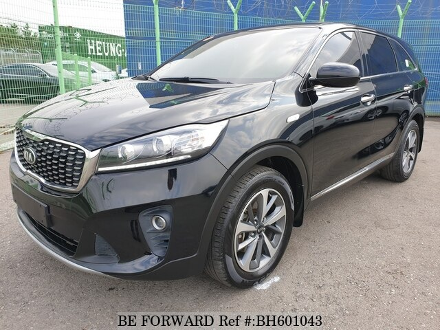Used 2018 KIA SORENTO BH601043 for Sale