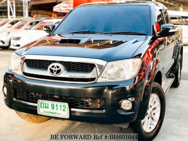 Used 2009 TOYOTA HILUX BH601044 for Sale