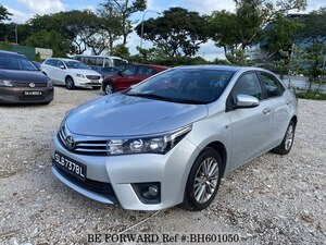 Used 2016 TOYOTA COROLLA ALTIS BH601050 for Sale
