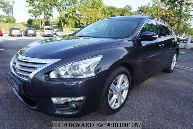 Used 2014 NISSAN TEANA BH601057 for Sale