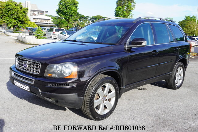 Used 2010 VOLVO XC90 BH601058 for Sale
