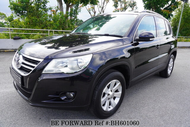 Used 2010 VOLKSWAGEN TIGUAN BH601060 for Sale