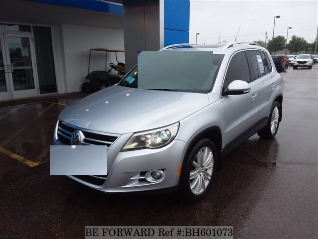 Used 2011 VOLKSWAGEN TIGUAN BH601073 for Sale