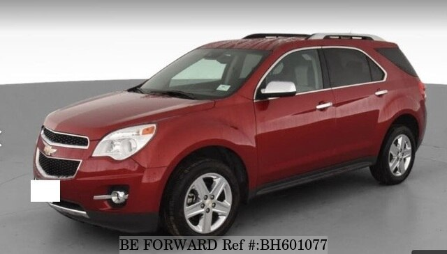 Used 2013 CHEVROLET EQUINOX BH601077 for Sale