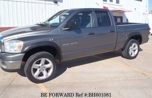 Used 2007 DODGE RAM BH601081 for Sale
