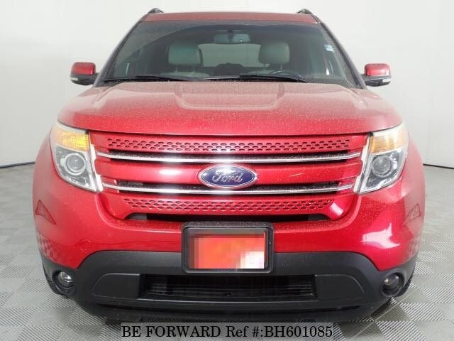 Used 2012 FORD EXPLORER BH601085 for Sale