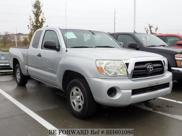 Used 2008 TOYOTA TACOMA BH601086 for Sale
