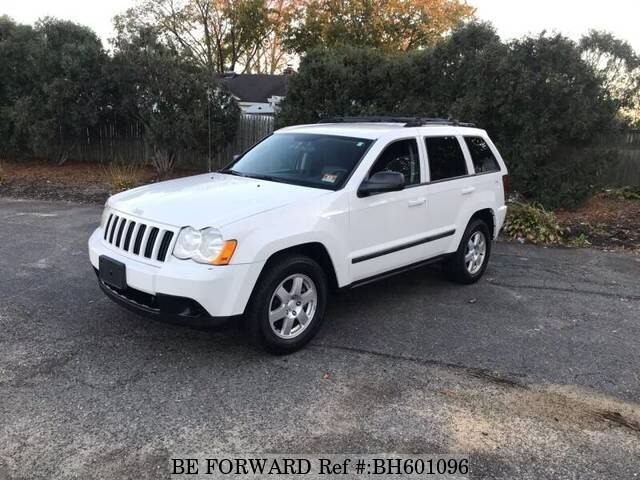 Used 2009 JEEP GRAND CHEROKEE BH601096 for Sale