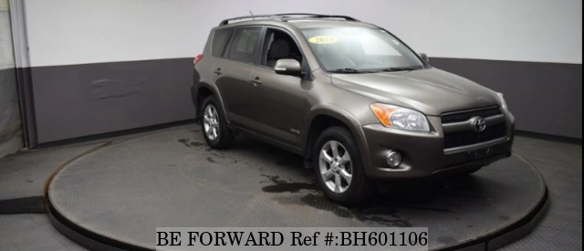 Used 2010 TOYOTA RAV4 BH601106 for Sale