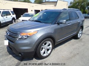 Used 2012 FORD EXPLORER BH601113 for Sale