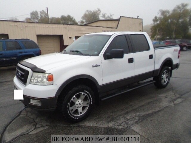 Used 2004 FORD F150 BH601114 for Sale