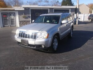 Used 2009 JEEP GRAND CHEROKEE BH601117 for Sale