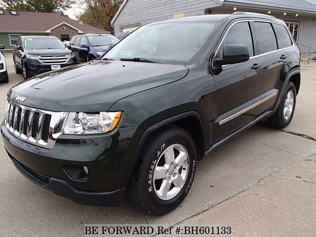 Used 2011 JEEP GRAND CHEROKEE BH601133 for Sale
