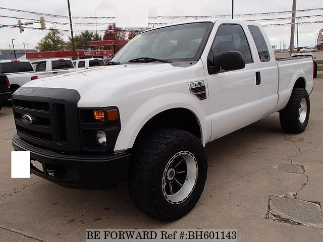 Used 2008 FORD F250 BH601143 for Sale