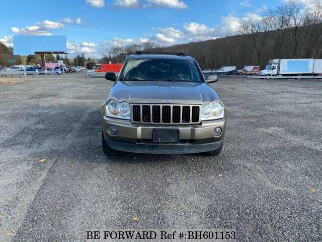 Used 2006 JEEP GRAND CHEROKEE BH601153 for Sale