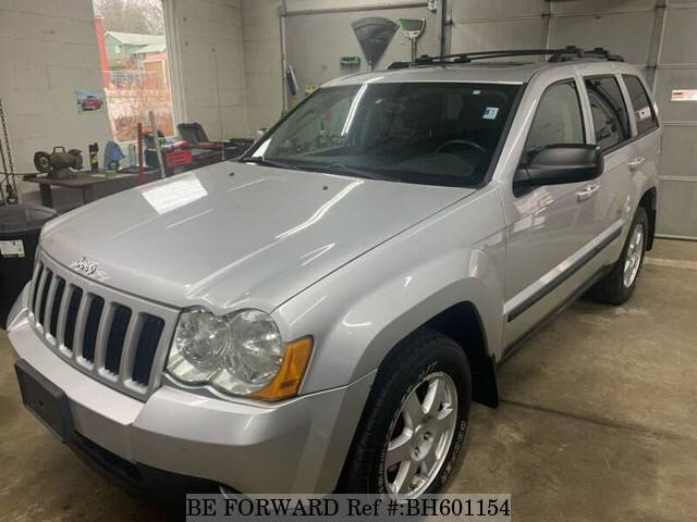 Used 2009 JEEP GRAND CHEROKEE BH601154 for Sale