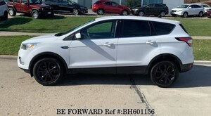Used 2017 FORD ESCAPE BH601156 for Sale