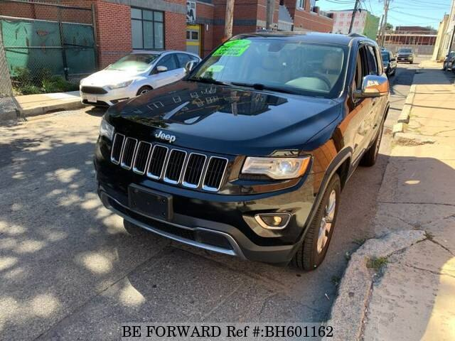 Used 2015 JEEP GRAND CHEROKEE BH601162 for Sale