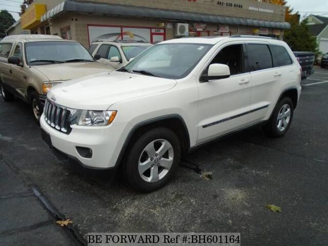 Used 2011 JEEP GRAND CHEROKEE BH601164 for Sale