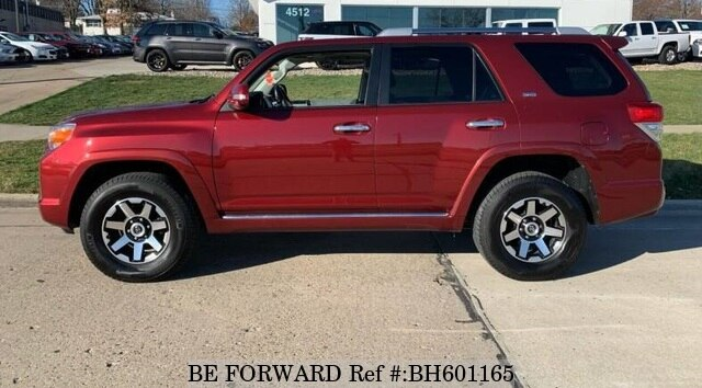 Used 2010 TOYOTA 4RUNNER BH601165 for Sale
