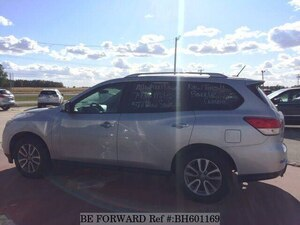 Used 2014 NISSAN PATHFINDER BH601169 for Sale