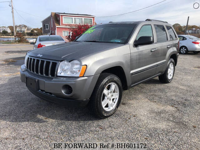 Used 2007 JEEP GRAND CHEROKEE BH601172 for Sale