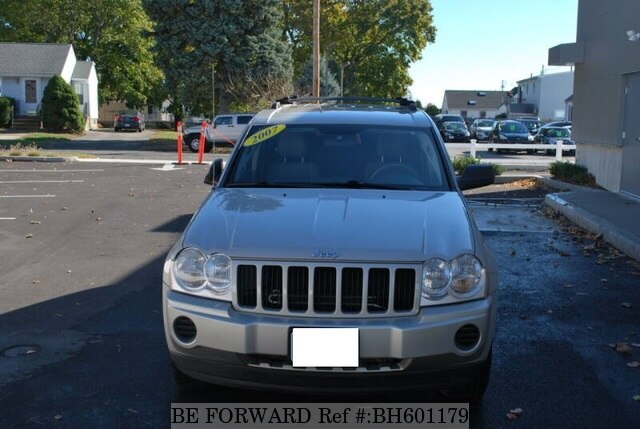 Used 2007 JEEP GRAND CHEROKEE BH601179 for Sale
