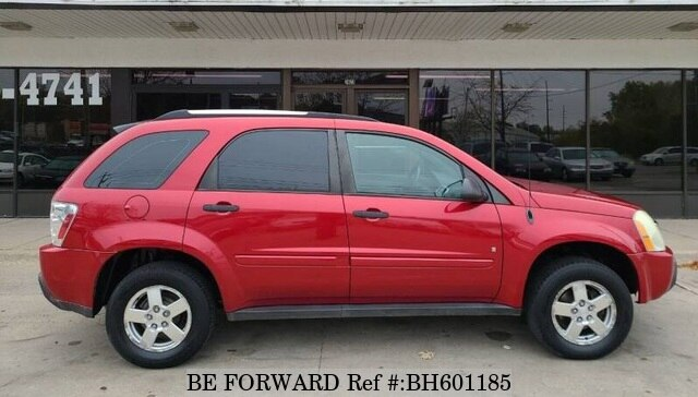 Used 2006 CHEVROLET EQUINOX BH601185 for Sale