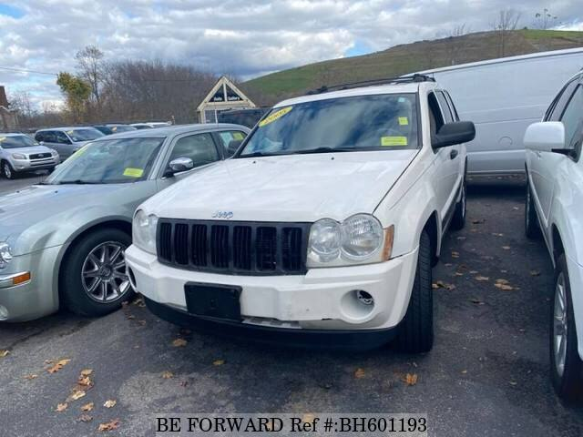 Used 2005 JEEP GRAND CHEROKEE BH601193 for Sale