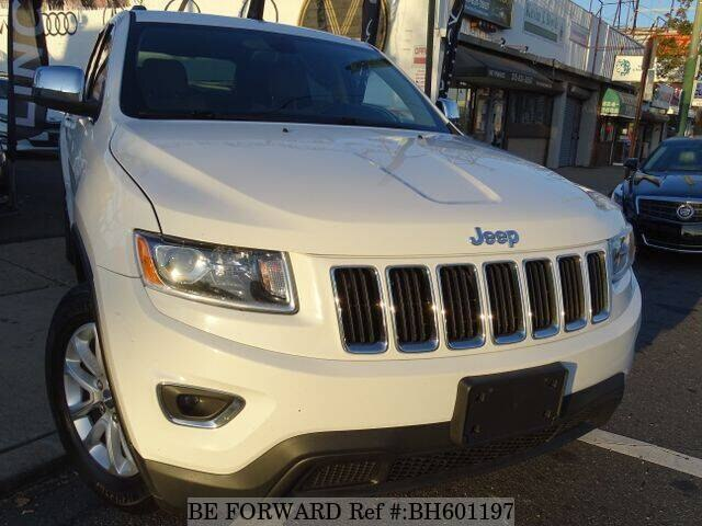 Used 2015 JEEP GRAND CHEROKEE BH601197 for Sale