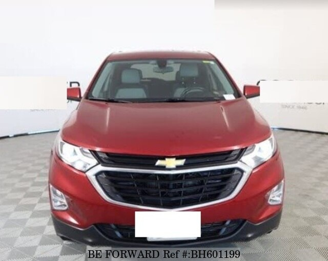 Used 2018 CHEVROLET EQUINOX BH601199 for Sale