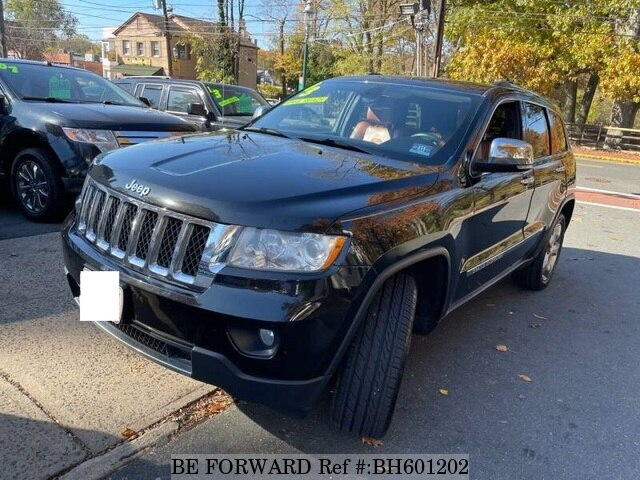 Used 2013 JEEP GRAND CHEROKEE BH601202 for Sale