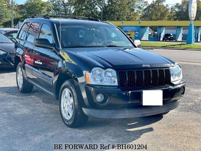 Used 2006 JEEP GRAND CHEROKEE BH601204 for Sale