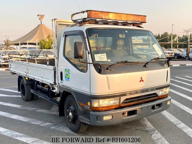Used 1997 MITSUBISHI CANTER BH601206 for Sale
