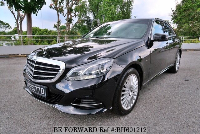 Used 2015 MERCEDES-BENZ E-CLASS BH601212 for Sale