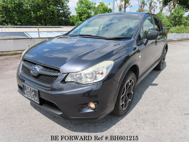 Used 2012 SUBARU XV BH601215 for Sale