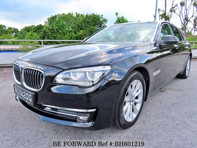 Used 2013 BMW 7 SERIES BH601219 for Sale
