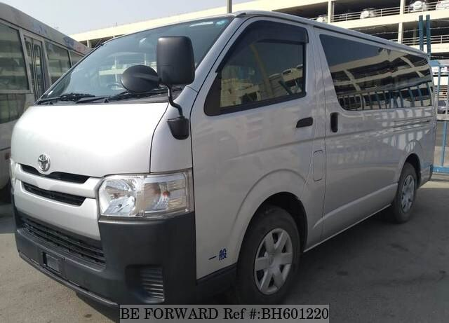 Used 2015 TOYOTA HIACE VAN BH601220 for Sale