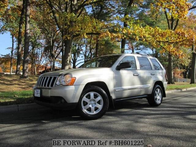 Used 2010 JEEP GRAND CHEROKEE BH601225 for Sale