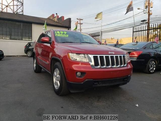 Used 2011 JEEP GRAND CHEROKEE BH601228 for Sale