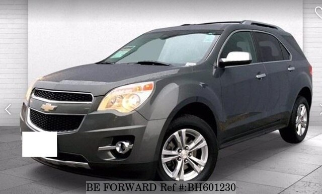 Used 2013 CHEVROLET EQUINOX BH601230 for Sale