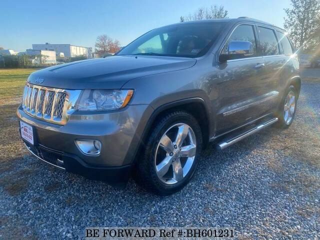 Used 2012 JEEP GRAND CHEROKEE BH601231 for Sale