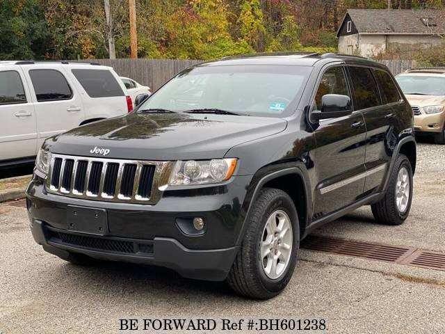 Used 2012 JEEP GRAND CHEROKEE BH601238 for Sale