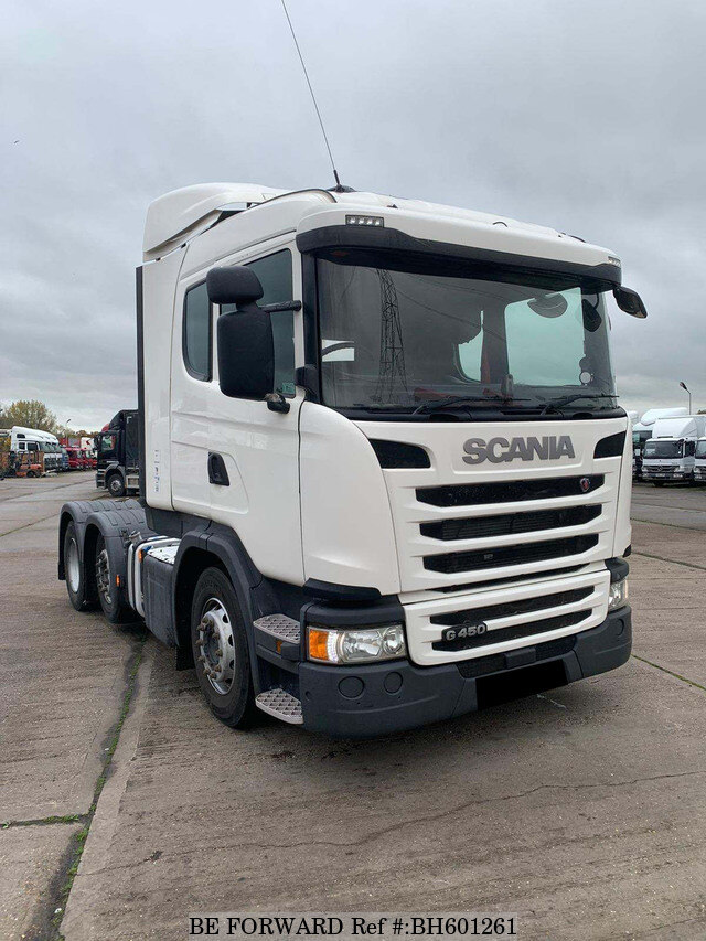 Used 2016 SCANIA G SERIES BH601261 for Sale