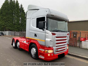 Used 2006 SCANIA R SERIES BH601269 for Sale