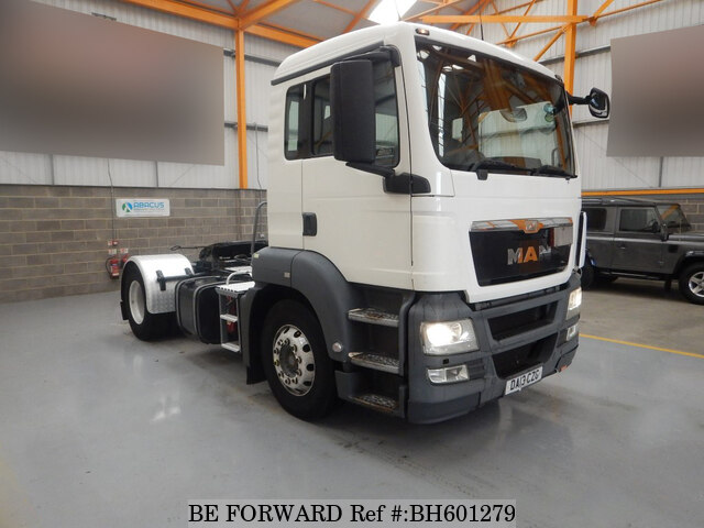 Used 2013 MAN TGS BH601279 for Sale