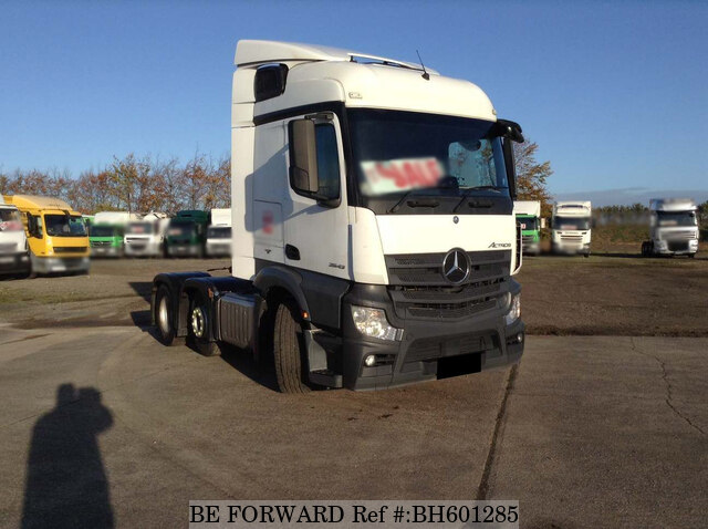 Used 2016 MERCEDES-BENZ ACTROS BH601285 for Sale